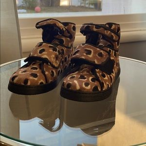 Gucci Ankle Shoes - Size 27